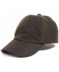 Men's Barbour Prestbury Sports Cap - Olive