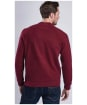 Men's Barbour Steve McQueen Merchant Crew Sweater - Cordovan