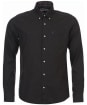 Men's Barbour Don Tailored Shirt - Dark Olive
