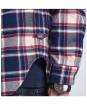 Barbour Steve McQueen Slater Shirt - Navy Check