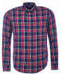Barbour Steve McQueen King Shirt - Cordovan Check
