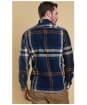 Men's Barbour Bennett Tailored Shirt - Navy