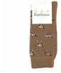 Men's Barbour Pointer Socks - Olive
