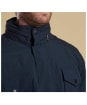 Men's Barbour Jersey Waterproof Jacket - Navy