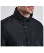 Men's Barbour International Tyne Waterproof Jacket - Black