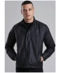 Men's Barbour International Cove Jacket - Black