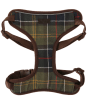 Barbour Travel and Exercise Dog Harness - Classic Tartan