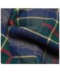 Barbour Fulmar Plaid Scarf - Blue Check