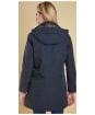 Women's Barbour Cirro Jacket - Dark Navy