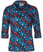 Women's Seasalt Larissa Shirt - PEN MARK FLO NT