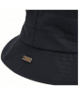 Women's Barbour Dovecote Bucket Hat - Black
