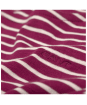 Women's GANT Striped Long Sleeve T-shirt - Raspberry Purple