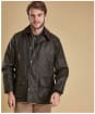 Men's Barbour Classic Bedale Jacket - Olive