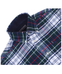 Barbour Castlebay Check Tailored Shirt - White Check