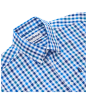 Barbour Bibury Tailored Shirt - Blue Check