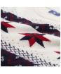 Men's GANT Fairisle Christmas Sweater - Navy