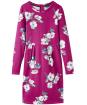 Women's Joules Daylia Casual Jersey Dress - Ruby Poppy