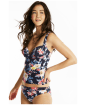 Women's Joules Roma Tankini Top - Navy Whitstable Floral
