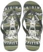 Men's Barbour Beacon Beach Sandals - Olive