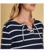 Women's Barbour Watergate Sweater - Neckline