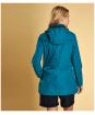 Women's Barbour Studland Waterproof Jacket - Back