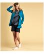 Women's Barbour Studland Waterproof Jacket - Full model shot