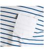 Men's Barbour Tow Stripe Tee - Pocket
