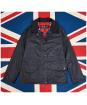 Women's Barbour Lightweight Acorn Union Jacket - Front