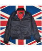 Men's Barbour Lightweight Royston Union Jacket - Front