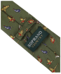 Men's Soprano Country Birds Tie - Green
