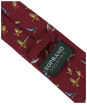 Men's Soprano Country Birds Tie - Wine