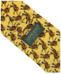 Men's Soprano Country Birds Tie - Yellow