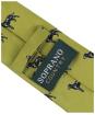 Men's Soprano Labradors Tie - Green