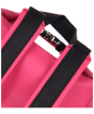 Hunter Original Mini Top Clip Backpack - Rubberised Leather - Bright Pink