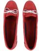 Women's Dubarry Fiji Deck Shoe - Red