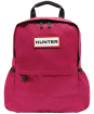 Hunter Original Small Nylon Backpack - Bright Pink