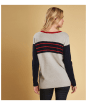 Women's Barbour Sandsend Knitted Sweater - Navy
