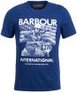 Men's Barbour Steve McQueen Paddock Tee - Inky Blue