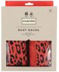 Women's Hunter Orginal Snow Leopard Boot Socks - Honeysuckle Leopard Jacquard