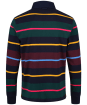 Men's GANT Heavy Rugger Rugby Shirt - Evening Blue