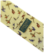 Men's Soprano Country Birds Tie - Pastel Yellow