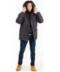 Men's Timberland DryVent™ Scar Ridge Parka Jacket - Phantom
