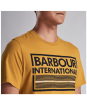 Men's Barbour International Grill Tee - Harvest Gold