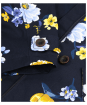 Women's Joules Coast Printed Waterproof Jacket - Navy Bouquet