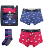Men's Joules Something For The Weekend Gift Set - Blue Weekend Set