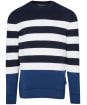 Men's Barbour Copinsay Crew Neck Sweater - Navy