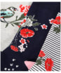 Women's Joules Brilliant Bamboo 3-Pack Socks - Navy Floral