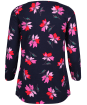 Women's Joules Harbour Printed Top - Navy Floral