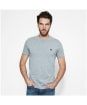 Men's Timberland Dunstan River Tee - Grey Heather