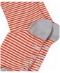 Women's Seasalt Sailor Socks - Mini Duet Dark Satsuma